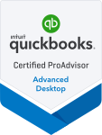 David Kuzak is a certified ProAdvisor for Advanced Quickbooks Desktop.