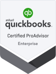 David Kuzak is a certified ProAdvisor for Quickbooks Enterprise.