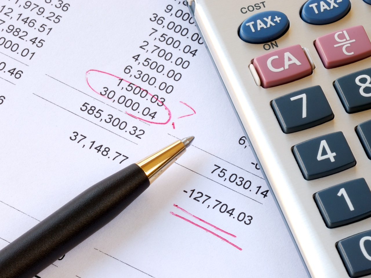 Handling Bookkeeping Issues
